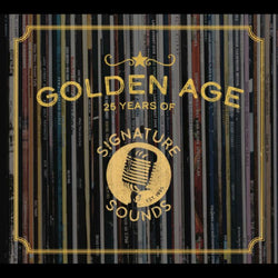 Various - Golden Age 25 Years Of Signature Sounds (CD)