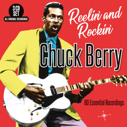 Chuck Berry - Reelin and Rockin - 60 Essential Recordings (CD)