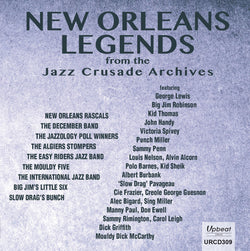 New Orleans Legends from the Jazz Crusade (CD)