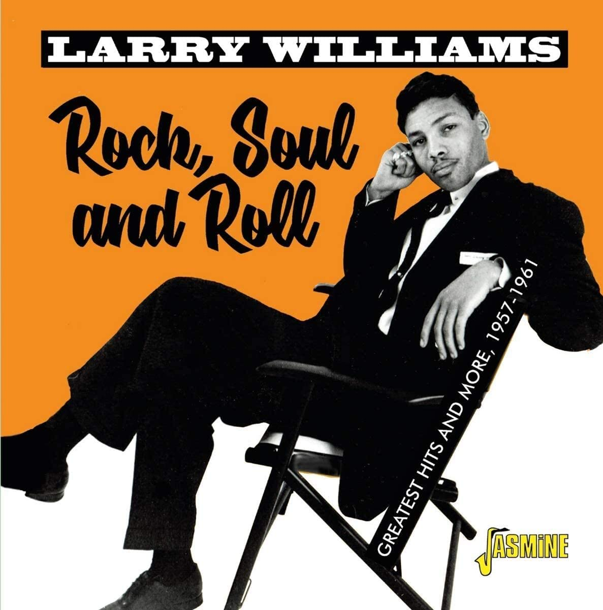 Larry Williams - Rock, Soul & Roll - Greatest Hits And More 1957-1961 (CD)