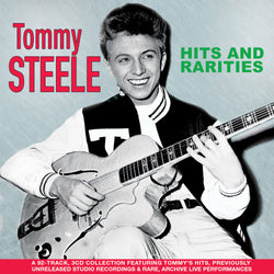 Tommy Steele - Hits And Rarities (CD)
