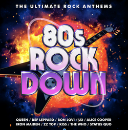 80s Rock Down (CD)