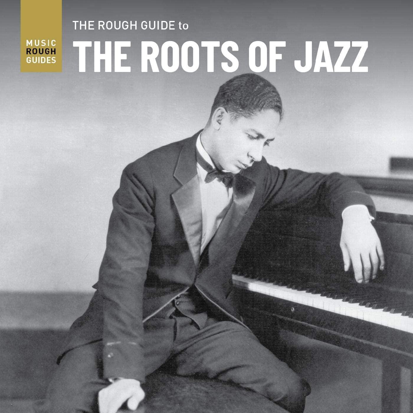 The Rough Guide to the Roots of Jazz (CD)