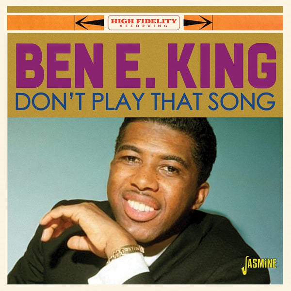 Ben E. King - Don't Play That Song (CD)