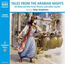 The Arabian Nights Read By Philip Madoc (Audiobook)