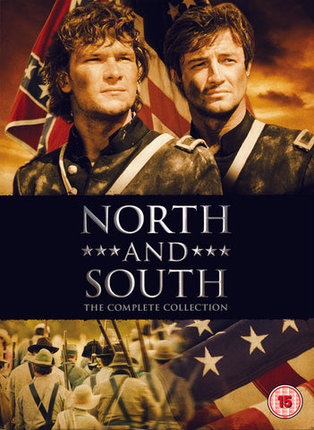 North and South Complete  [2010] (DVD) cover image
