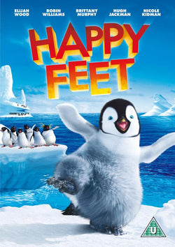 Happy Feet  [2006](DVD) cover image