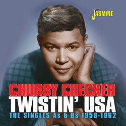 Chubby Checker - Twistin USA - The Singles 1959-1962 (CD)