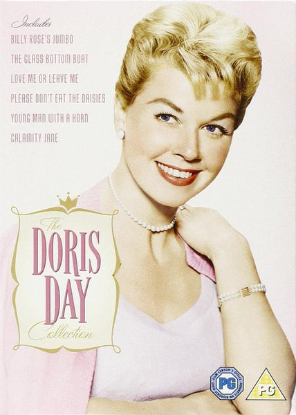 The Doris Day Collection: Volume 1 [2005] (DVD).CoverIMG