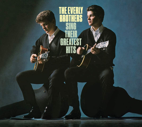 Sing Their Greatest Hits - The Everley Brothers (CD)