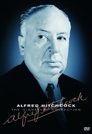 The Alfred Hitchcock Signature Collection  [2009](DVD) cover image
