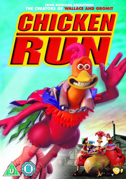 Chicken Run (DVD) cover image