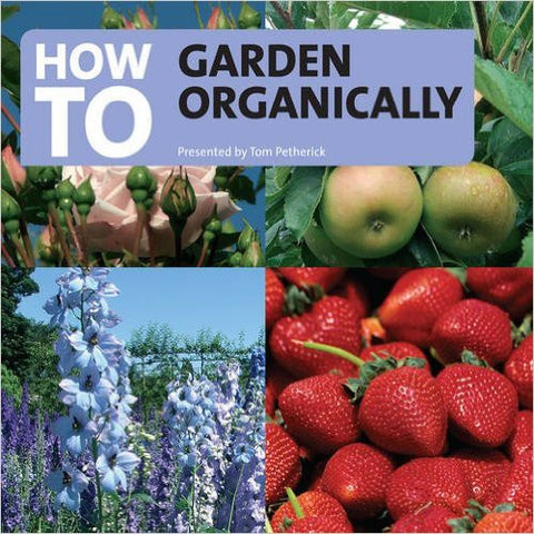 How to Garden Organically Audio CD  Audiobook, 14 Feb 2013 (CD) cover image