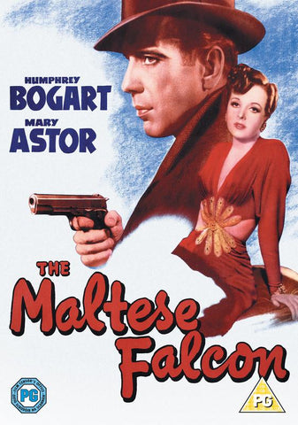 The Maltese Falcon [1941] (DVD) cover image