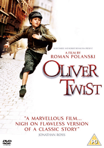 Oliver Twist (2006) (DVD) cover image