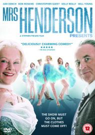 Mrs. Henderson Presents  [2005] [Region 1] [US Import] [NTSC] (DVD) cover image