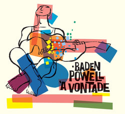 A Vontade +  Swings With Jimmy Pratt - Baden Powell (CD)