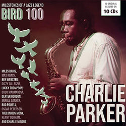 Charlie Parker - BIRD 100 - 100th Anniversary - Original Albums (CD)