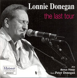 Lonnie Donegan - Last Tour (CD)