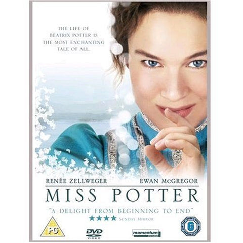 Miss Potter  [2006] (DVD) cover image