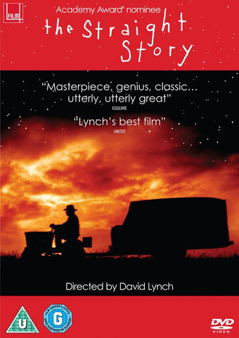 The Straight Story(DVD) cover image