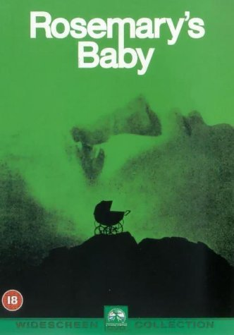 Rosemary's Baby [1968]  (DVD) cover image