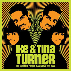 The Complete Pompeii Recording - ike & Tina Turner (CD)