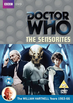 Doctor Who The Sensorites (DVD)