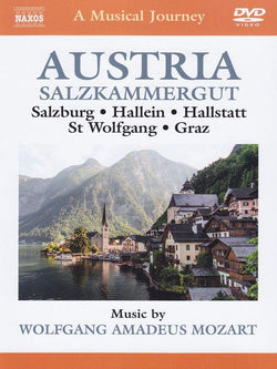 Musical Journey:Austria - Mozart (DVD)