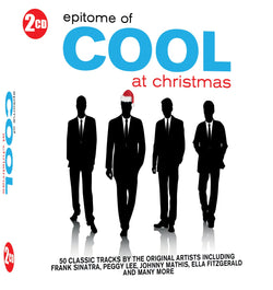 Epitome Of Cool At Christmas (CD)
