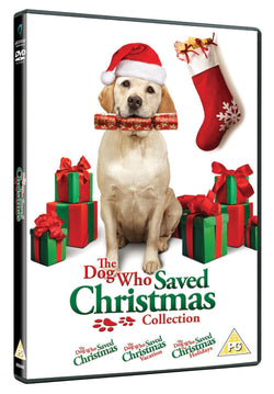 Dog Who Saved Christmas Triple (DVD)