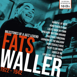 Fats Waller - Original Albums - Milestones Of A Jazzlegend (CD)