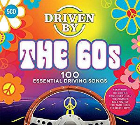Driven by the 60s - Various (CD)