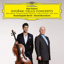 Daniel Barenboim - Dvorák: Cello Concerto (CD)