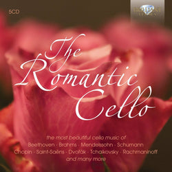 The Romantic Cello (Various Artists) (CD)