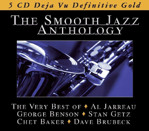 The Smooth Jazz Anthology - Various Artists (CD)