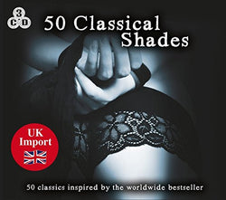 50 Classical Shades Box set (CD) cover image