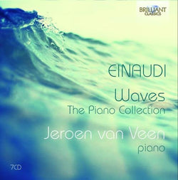 Ludovico Einaudi - Waves: The Piano Collection (7 Cd Set)