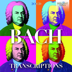 Various - Bach Transcriptions (CD)