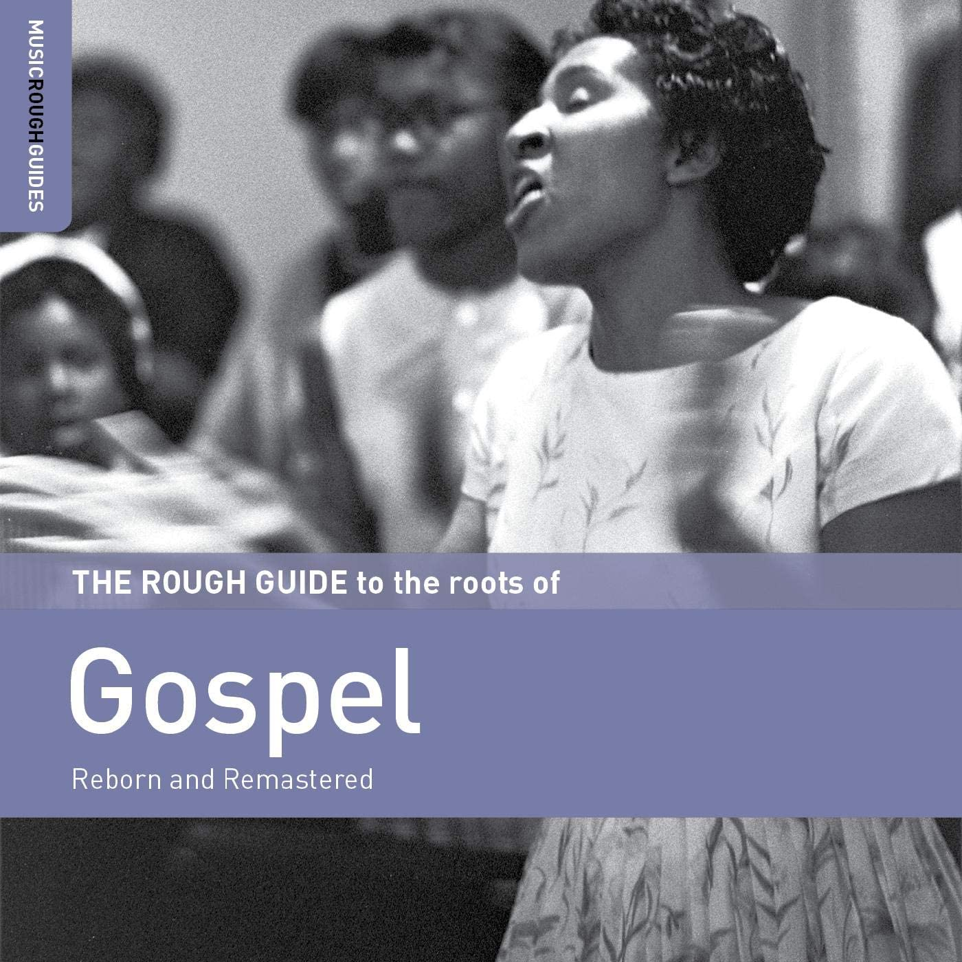 Various Artists - The Rough Guide to the Roots of Gospel (CD)
