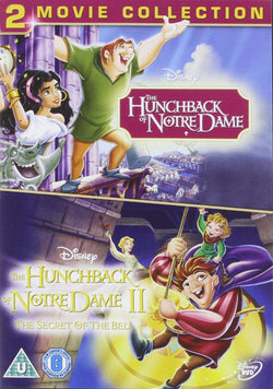 Hunchback Of Notre Dame 1 & 2 Double Pack