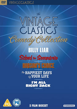 The Vintage Classics Comedy Collection (DVD)