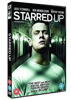 Starred Up  (DVD) cover image