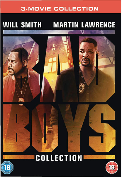 Bad Boys Triple Pack (DVD)