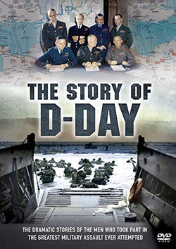 The Story Of D-Day (DVD)