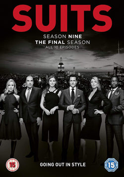 Suits: Series 9  (DVD)