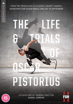 The Life and Trials of Oscar Pistorius (DVD)