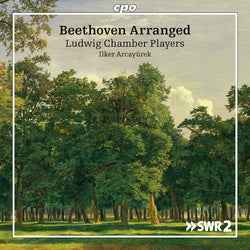 Beethoven Arranged - Arcayurek, Ludwig Chamber  (CD)