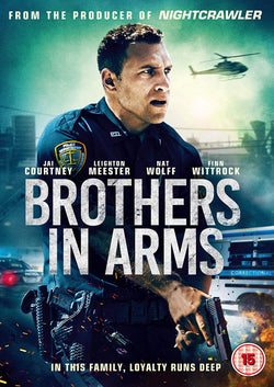Brothers in Arms (PKA Edge of Dawn) (DVD)