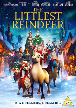 The Littlest Reindeer (DVD)